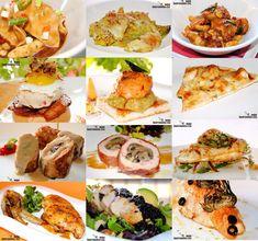Doce recetas con pollo para cada día