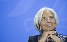 IMF 최초의 여성 수장이 그리스 사태, 역사적 난민 위기, 힐러리 클린턴과 '늙은 악어(old crocodile)'의 공통점에 대해 이야기한다.