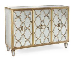 Dark Wood Mirrored Credenza : 123 best buffet images on pinterest dining room furniture cabinet