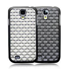 Patchwork Weave Galaxy S4 Case