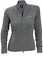 ski-doo Ladies Cable Knit Sweater - LG