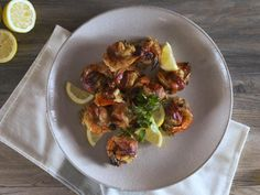 Get Crab-Stuffed Bacon-Wrapped Shrimp Recipe from Food Network