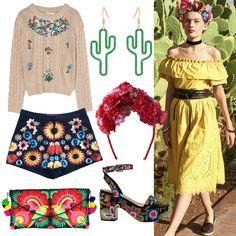 Le mexique, sélection shopping