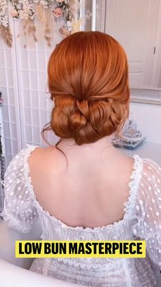 Casual Hairstyles For Long Hair, Up Hairstyles, Braided Hairstyles, Pretty Hairstyles, Wedding Hairstyles, Bridal Hair Buns, Hair Up Styles, Hair Styler, Hair Videos
