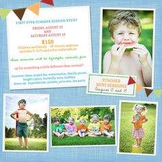 Summer Mini Sessions » Heather Jenkins Photography