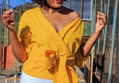 Check out this item in my Etsy shop https://www.etsy.com/listing/554894563/free-shipping-puff-sleeves-yellow
