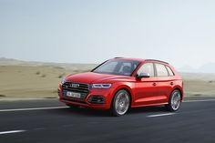 Nieuwe Audi SQ5 is sportieve topmodel in Q5-gamma