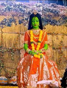 Shiva Parvati Images, Shiva Shakti, Indian Goddess, Goddess Art, Hindu Deities, Hinduism, Beautiful Indian Brides, Most Beautiful, Pooja Sharma