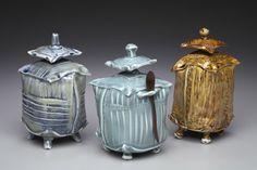 Marion Angelica - honey jars