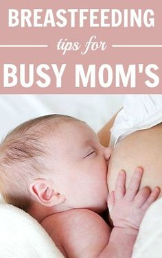 10 Breastfeeding Tips For Working Mothers