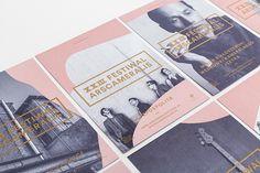 Ars Cameralis Festival Identity by Marta Gawin   Inspiration Grid   Design Inspiration
