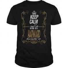 Cool let HARWARD handle it T-Shirts