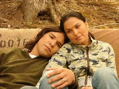 Nathaniel Arcand & Alex Rice headcanon for Lucas Uley and Sue Clearwater Scene4 Magazine | Johnny Tootall | Carole Quattro Levine | July 2006