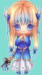 C: Erinyes - Pixel Chibi by Hyanna-Natsu