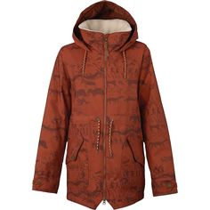 Burton Prowess Jacket Womens Stone Age Small ** More info could be found at the image url. (This is an affiliate link) Burton Snowboards Women, Winter Jackets Women, Outdoor Outfit, Hooded Jacket, My Style, Stone Age, Clothes, Outdoor Clothing, Kleding