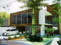33 Best Jasa Desain Rumah Minimalis Modern 2 Lantai Images On