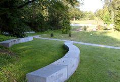 Dit park ziet er modern uit, dit past bij het idee dat ik had gevormd bij de wijk die ik zelf ontworpen had