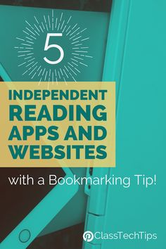 Independent reading! Reading apps and reading websites for kids. Do your students have access to quality, digital text? Students with digital devices in their hands should know where to go to access digital texts. There are many websites and apps where students can go to find high-interest, leveled content to read.