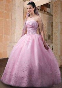 Vestidos Estilo princesa – Vestidos de 15 Anos