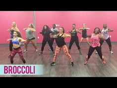 D.R.A.M. - Broccoli ft. Lil Yachty (Dance Fitness with Jessica) - YouTube