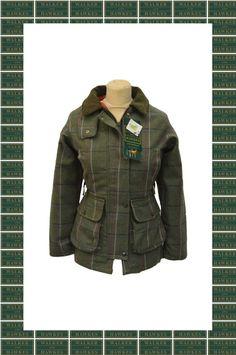 1c6564b494987 Ladies Derby Tweed Shooting Hunting Country Jacket Coat 8-24 PINK STRIPE  Pink Stripes,