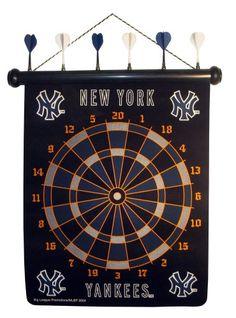 MLB New York Yankees Dart Board Rico http://www.amazon.com/dp/B000MZE58G/ref=cm_sw_r_pi_dp_I2Kqwb0MVWJD4