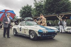 Goodwood Revival, Corvette, Badass, England, Bmw, Vehicles, Vintage, Instagram, Corvettes