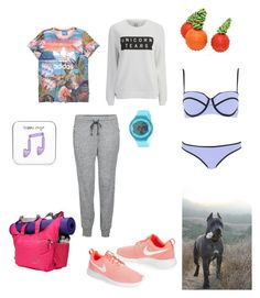 """Untitled #769"" by loreta-798 ❤ liked on Polyvore featuring LnA, Zoe Karssen, adidas, NIKE, Puma, Happy Plugs, River Island, Apera, women's clothing and women's fashion"