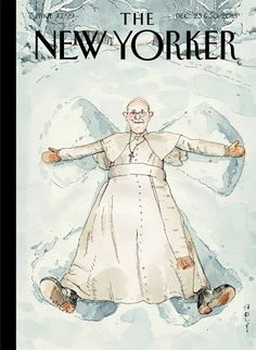The New Yorker Dec 23&30, 2013