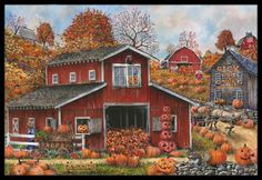 Pick your Own Pumpkins Fall Indoor or Outdoor Mat 24x36 PTW2025JMAT