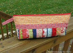 Freemotion by the River: Miss Kate Pouch