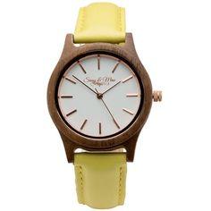 """Autentické drevené hodinky Waidzeit - Unikátne Náramkové Hodinky – Tagged """"woman"""" – waidzeit.sk Watches, Leather, Accessories, Wristwatches, Clocks, Jewelry Accessories"""