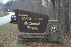 Daniel Boone National Forest, London, KY