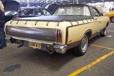 Chrysler VJ Valiant V8 utility (Australian).
