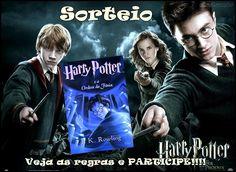 Leituras da Mary: Sorteio De releitura Harry Potter e a ordem da Fên...