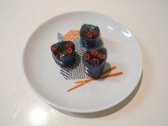 dessert sushi! inspired by gilmore girls