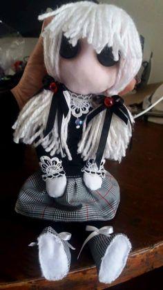 Dolls, Hats, Cloth Art Dolls, Trapillo, Baby Dolls, Hat, Puppet, Doll, Baby