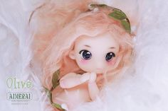 Olive - Aimerai > Tiny dolls (1/12th) - Angelesque, established UK dealer of ball-jointed dolls and accessoris