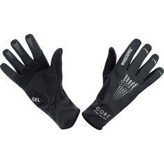 Gore Bike Wear Xenon 2.0 Windstopper Soft Shell Gloves - Gears Bike Shop - Mississauga, Toronto, & Oakville, Ontario
