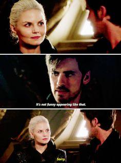 "Emma Swan and Hook - 5 * 3 ""Siege Perilous"" #CaptainSwan"