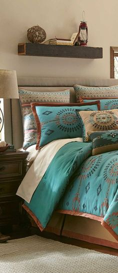 Southwestern Bedroom Design Ideas always catch people's attention easily. Who can deny such a beauty? Look these Stunning Southwestern Bedroom Design Ideas.