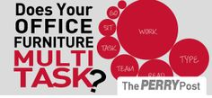 Does your office furniture multi-task? | The Perry Post