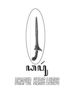 Free Download: 'Dhapur Keris Kraton Surakarta' by Pangeran Hadiwidjaja