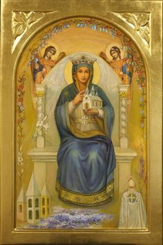 Our Lady, Queen of the Church