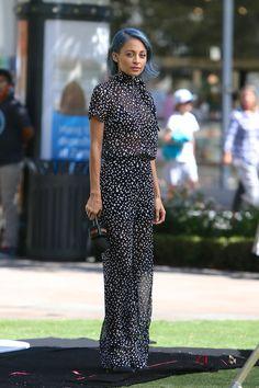 Nicole looking brilliant. LA. #NicoleRichie