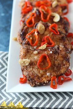 Ready or Not Cookbook Review: Salt & Pepper Fried Pork Chops
