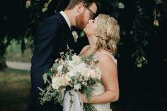 Laura & Steve at Van Dusen Garden Wedding Events, Wedding Ceremony, Reception, Lawn Games, Beautiful Day, Garden Wedding, Cocktails, Wedding Inspiration, Romantic