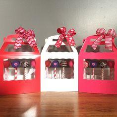 7 Best Cake Pop Boxes Images Cake Pop Boxes Basket Christmas Baskets