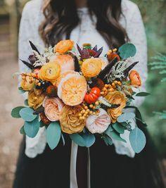 Halloween Inspired Bouquet