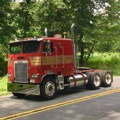 Big Rig Trucks, Semi Trucks, Freightliner Trucks, Rigs, Usa, American, Wedges, Big Trucks, U.s. States